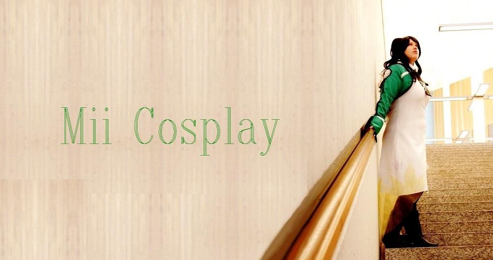 Mii Cosplay