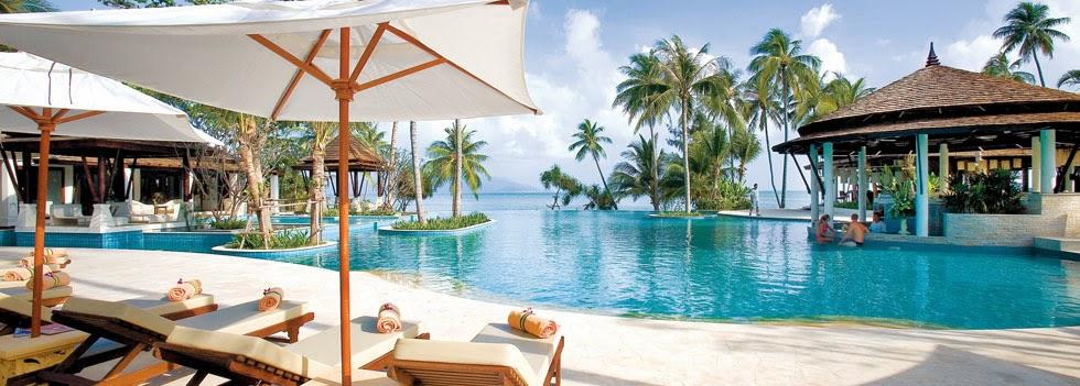 أفضل عشر فنادق في كوه ساموي