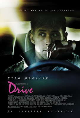 Drive, Poster