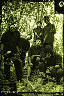 The Traitors / Tahu Tek Tek Band Nu Metal Slipkont Style Samarinda