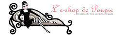 Boutique : L'e-Shop de Poupie