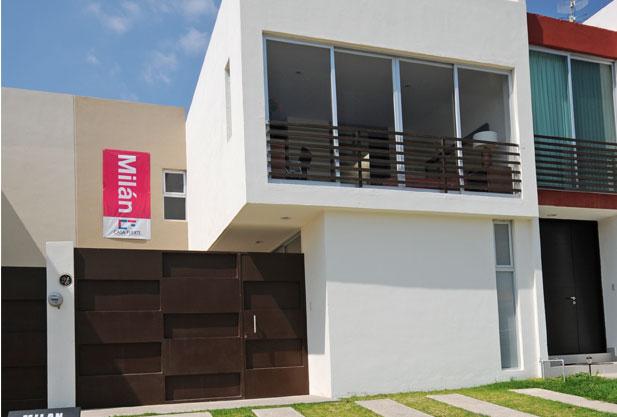Fachadas de casas modernas casa minimalista moderna for Casa modelo minimalista