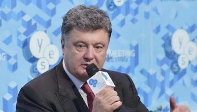 Poroshenko sees no point in continuing negotiations in Minsk in 2016