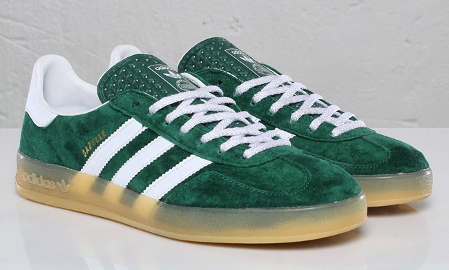 indoor adidas gazelles