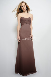 Sweetheart Neck Bridesmaid Dresses