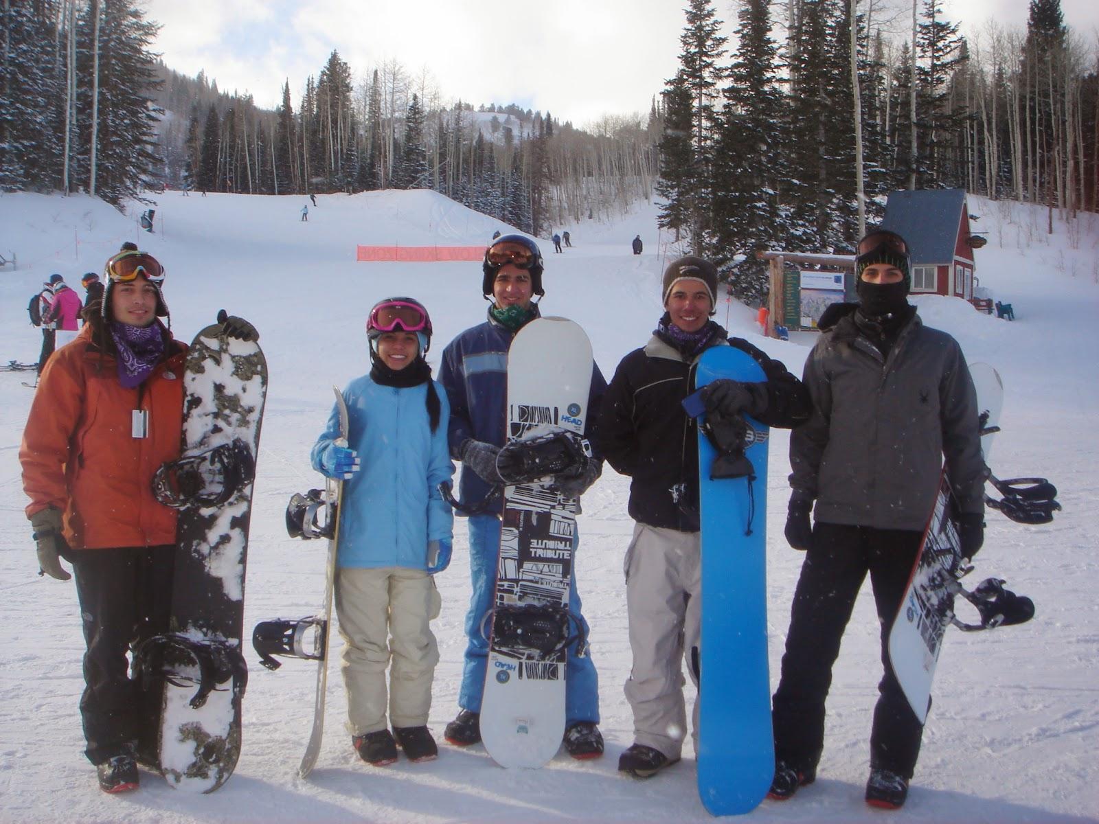 Snowboard nos Estados Unidos