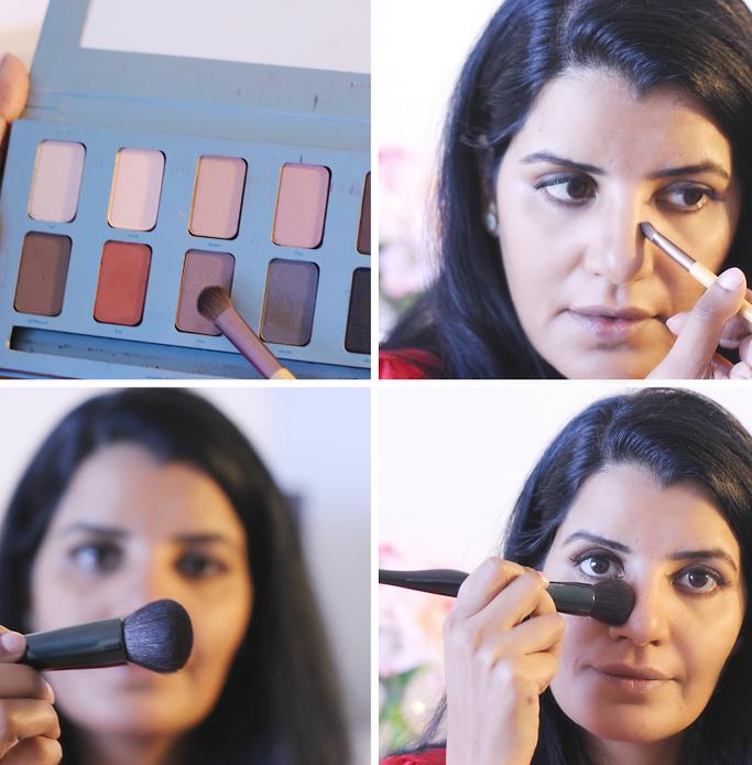 Holiday Makeup Tutorial, #HolidayGlow #CollectiveBias