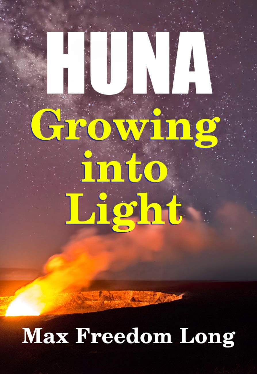 How to Grow into Huna, using exercises and affirmations.
