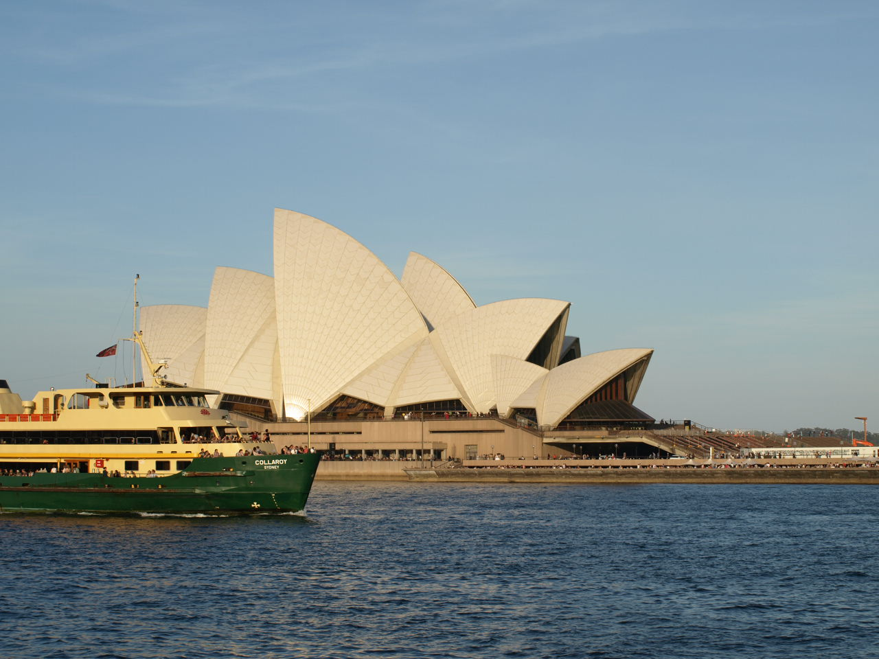 Photos from australia sydney opera house for Sydney opera housse