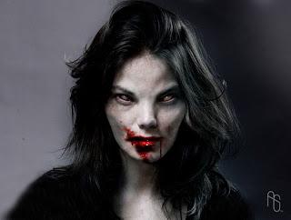 Vampirofilia - por Marcia Tiburi