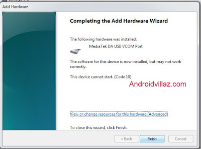 How Best to install Preloader USB VCom Drivers MTK65XX On Your Pc