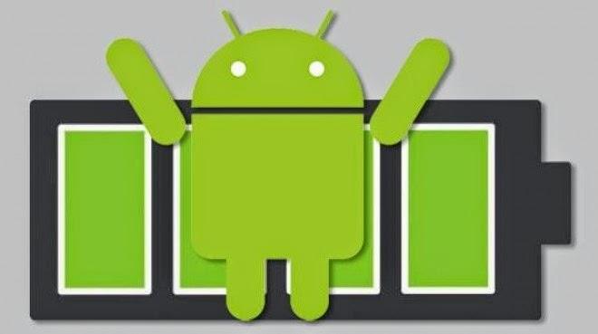 Menghemat baterai pada Android