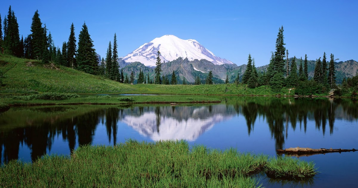 Wallpaper Zh: Panoramic Nature Photos