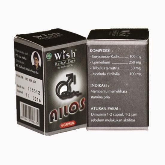 Produk herbal pria Ailos