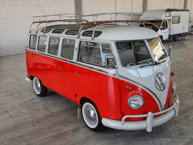 Auction of vw 23window autos weblog for 1958 vw bus 23 window