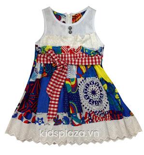 váy-xòa-nhiều-màu-sắc