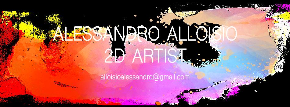 Alessandro Alloisio - 2D Artist