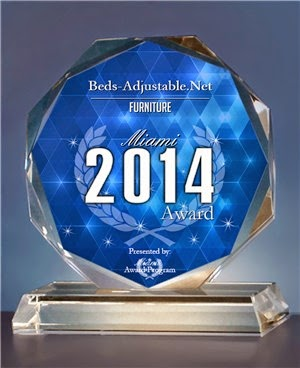 Beds-Adjustable.net-2014 Miami Awards