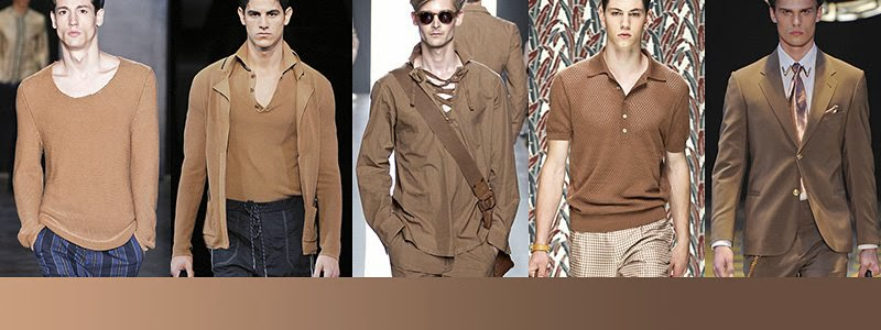 Colors of Spring-Summer Menswear 2014