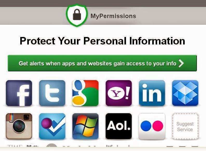MyPermissions delete aplikasi facebook