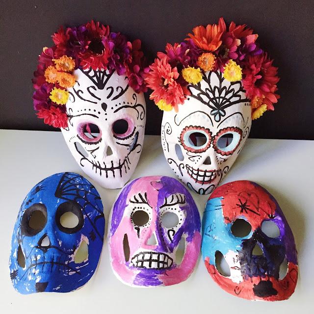 Contributor's post DIY sugar skulls