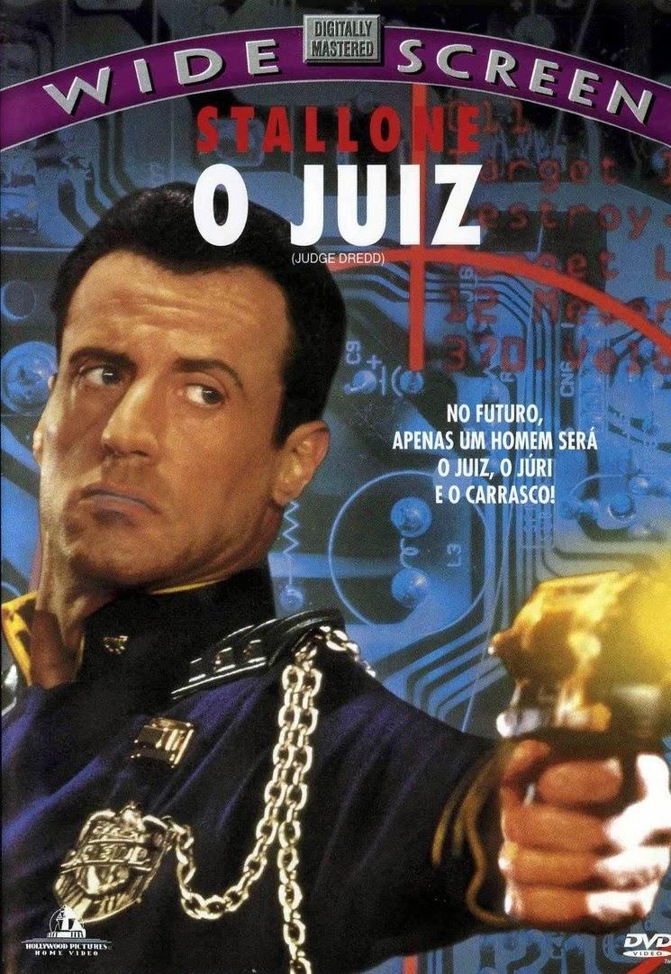 O Juiz – Dublado (1995)