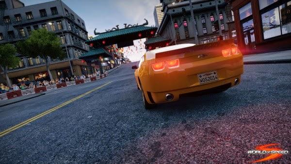 Trailer - World of Speed E3 Customization 2014