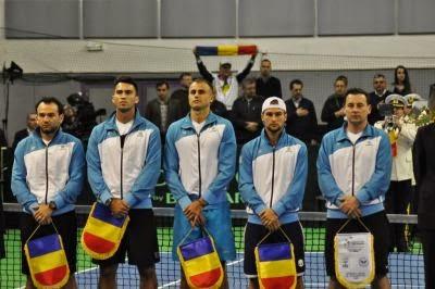 Mercedes-Benz - Cupa Davis Romania-Israel