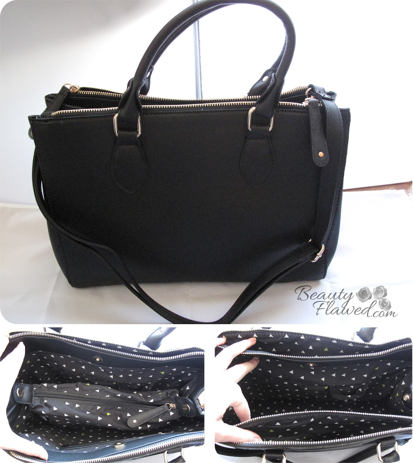 September 2012 Little Black Bag | Beauty Flawed