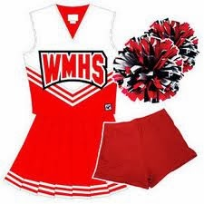 cheerleader clothes
