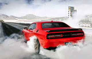Performa mesin Dodge Challenger SRT Hellcat