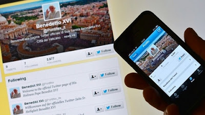 #ObrigadoBentoXVI: católicos lançam campanha de agradecimento ao Papa Bento XVI no Twitter