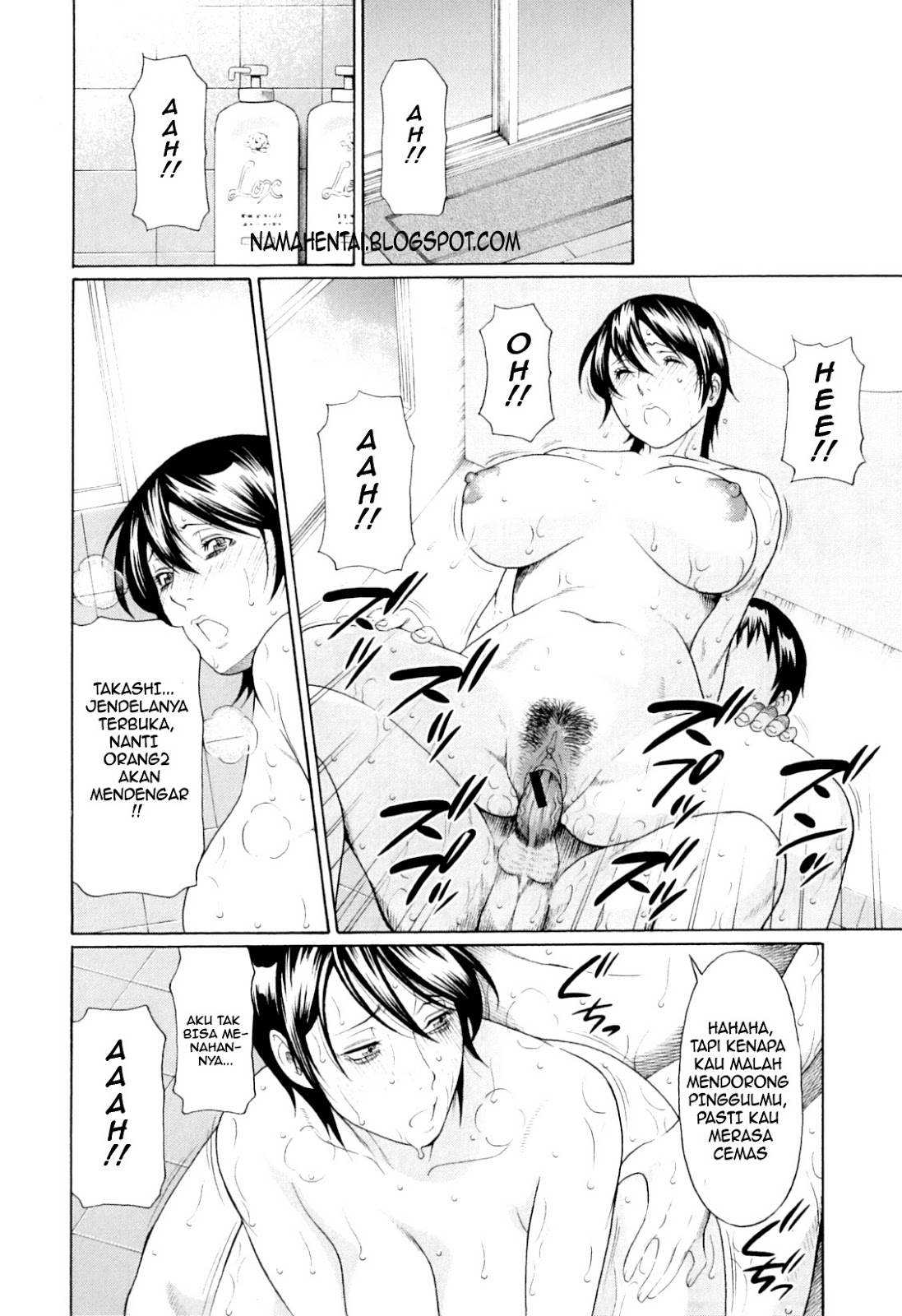 My Mother Chapter 4 Indonesia – manga hentai indonesia