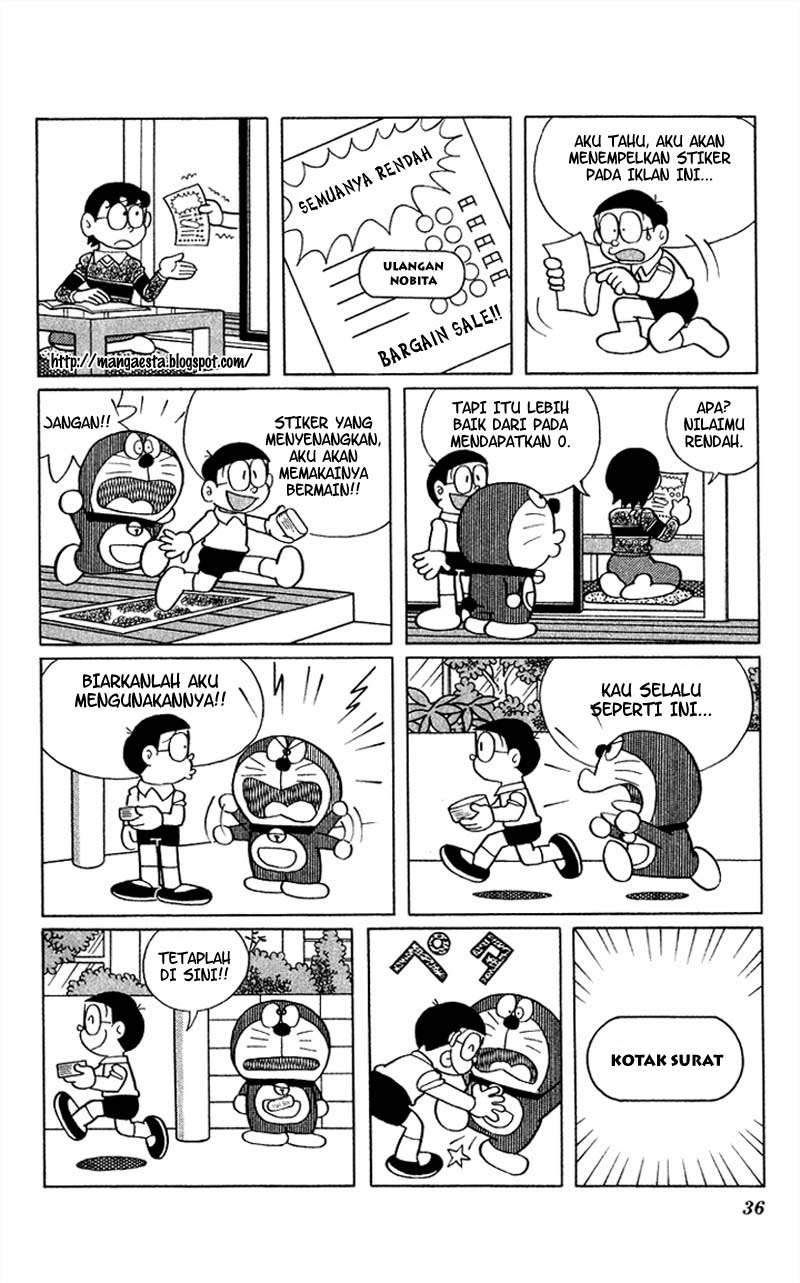 Baca Komik Doraemon Plus Vol 1 Chapter 004 - Halaman 04