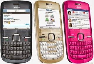 Tema HP Nokia C3