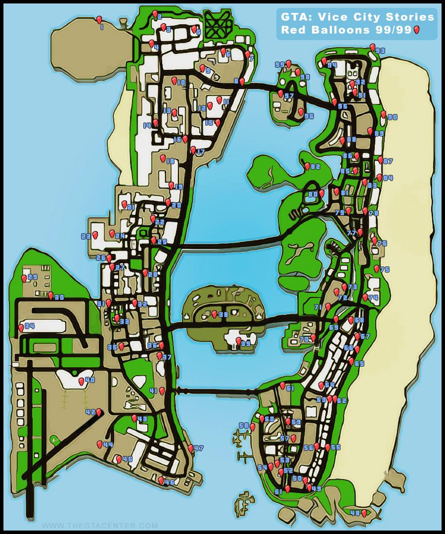 Grand Theft Auto: Vice City ~ Grand Theft Auto: Vice City