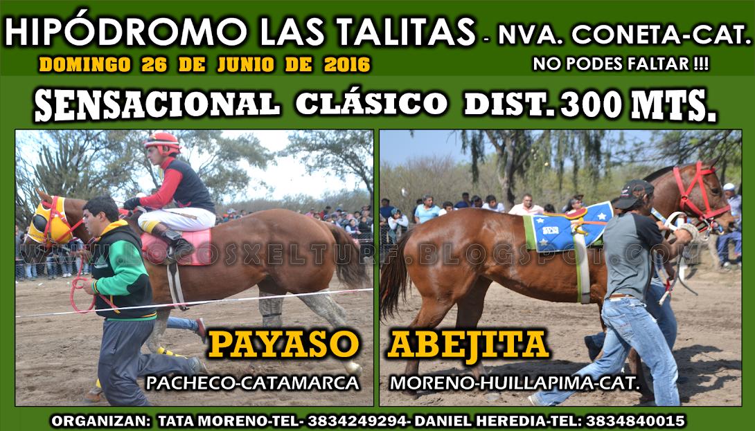 26-06-16-HIP. LAS TALITAS-CLAS.