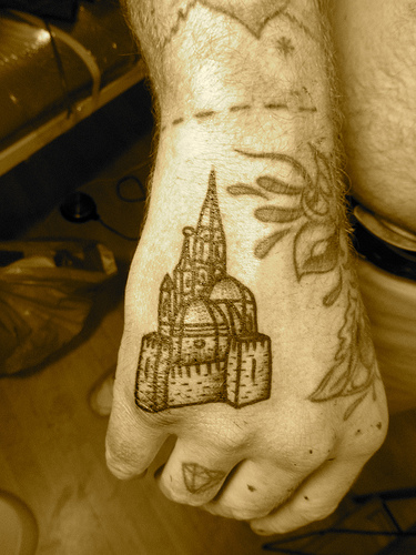 Hot Rod T Shirts >> ZERO6 arte/desordem [art/mess]: Tattoo Artist - Liam Sparkes