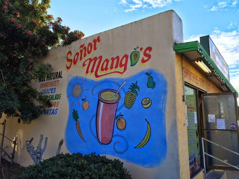 Señor Mango's in San Diego