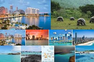 Vuelos baratos – Vuelos a Ecuador Pasajes a Baltra Islas Galápagos desde Miami