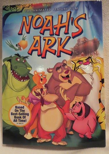 Juan Pablo Buscarini's Noah's Ark