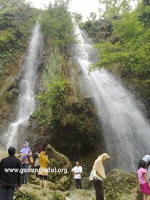 Lokasi Air Terjun Sri Gethuk, Gunungkidul
