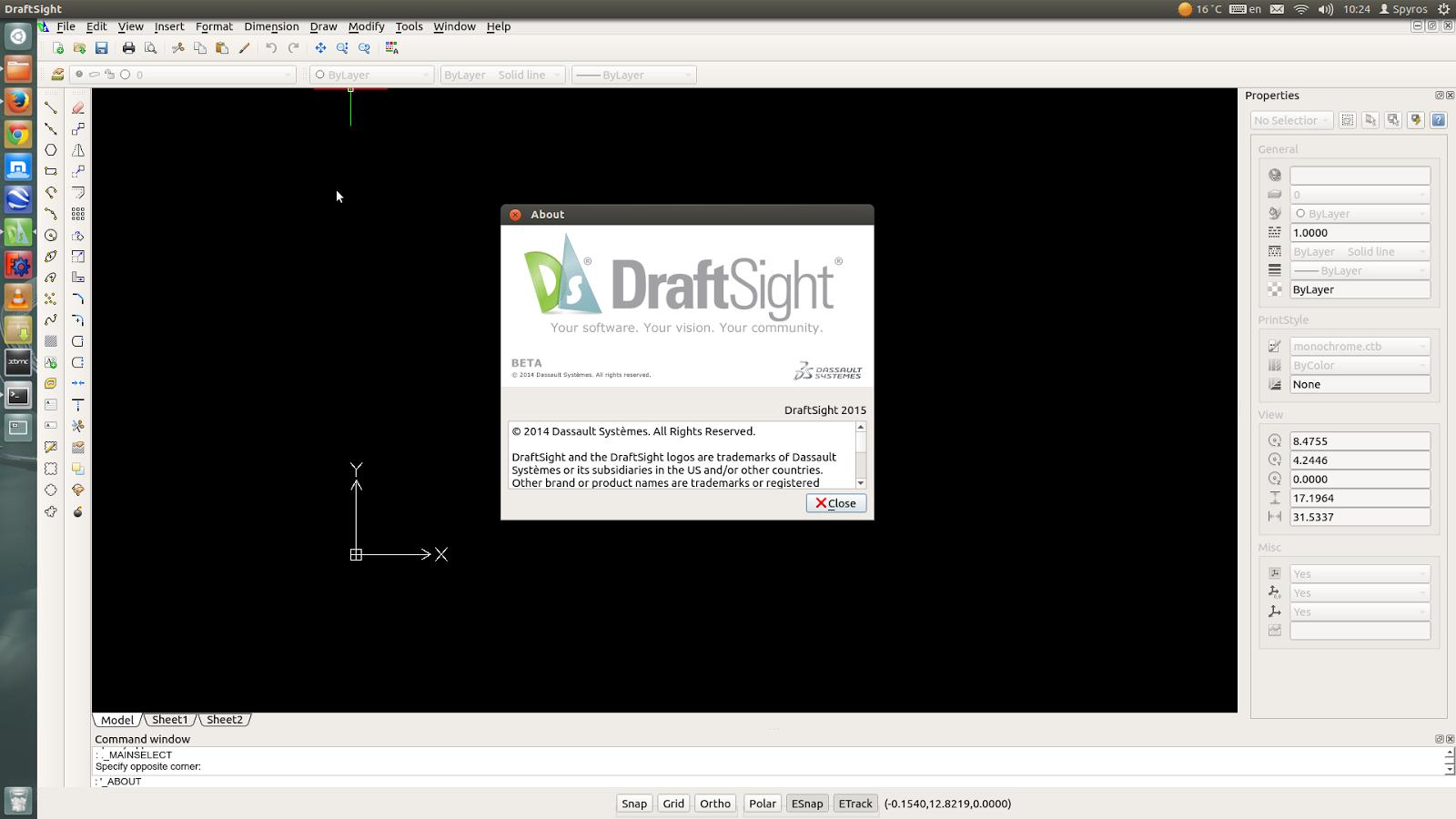 descargar draftsight 64 bits