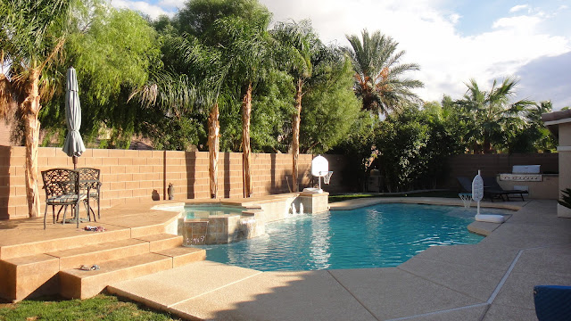 3 bedroom home for sale in southern highlands over 3000 for Average square footage of a pool
