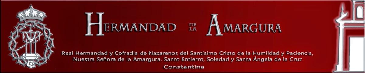 HERMANDAD DE LA AMARGURA