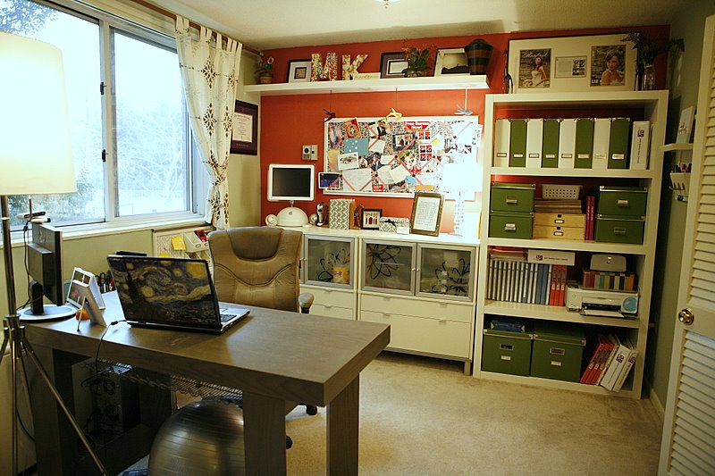 How To Organize Your Office Stunning Of Home Office Organization Photos