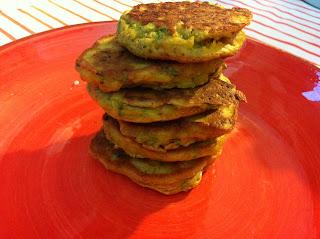 pancakes salati da mangiare come vuoi