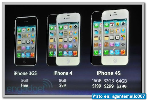 Iphone 4S en vez de Iphone 5