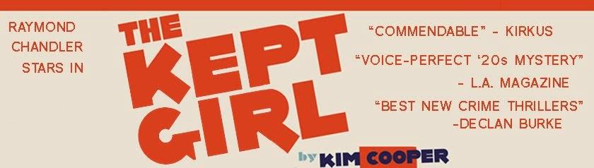"""Kim Cooper's """"The Kept Girl"""""""