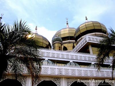 Masjid Kristal, Crystal Mosque, Kubah, Visit Malaysia Year 2014